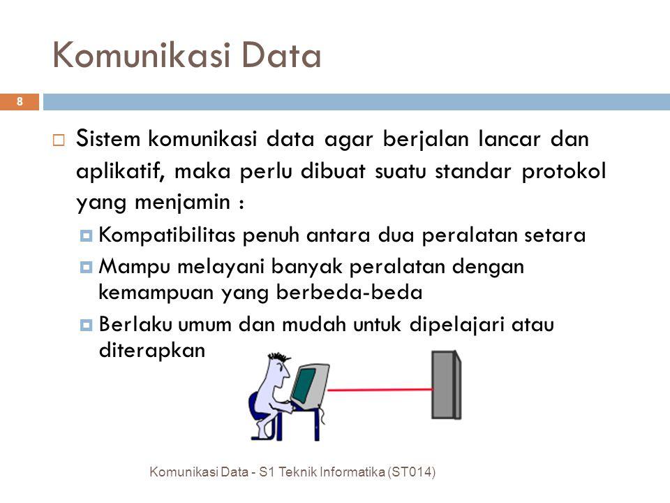  Penggabungan antara dunia komunikasi dan komputer, - Komunikasi umum  antar manusia (baik dengan bantuan alat maupun langsung) - Komunikasi data 