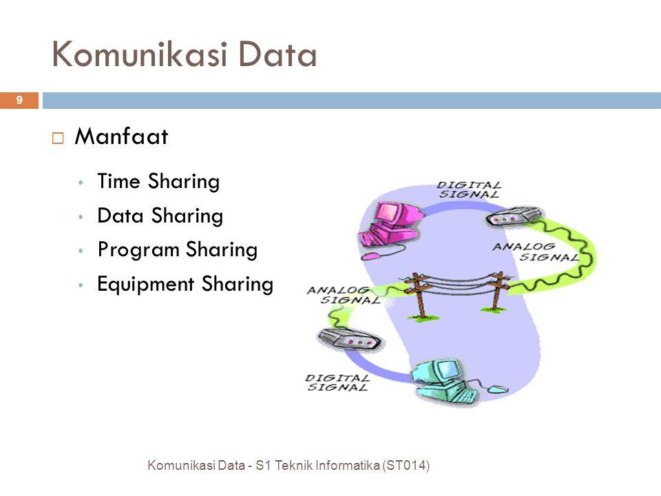 Komunikasi Data  S istem komunikasi data agar berjalan lancar dan aplikatif, maka perlu dibuat suatu standar protokol yang menjamin :  Kompatibilita