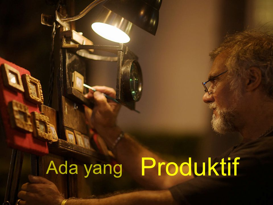 Ada yang Produktif