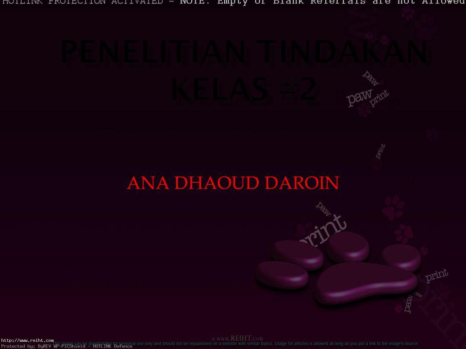 ANA DHAOUD DAROIN