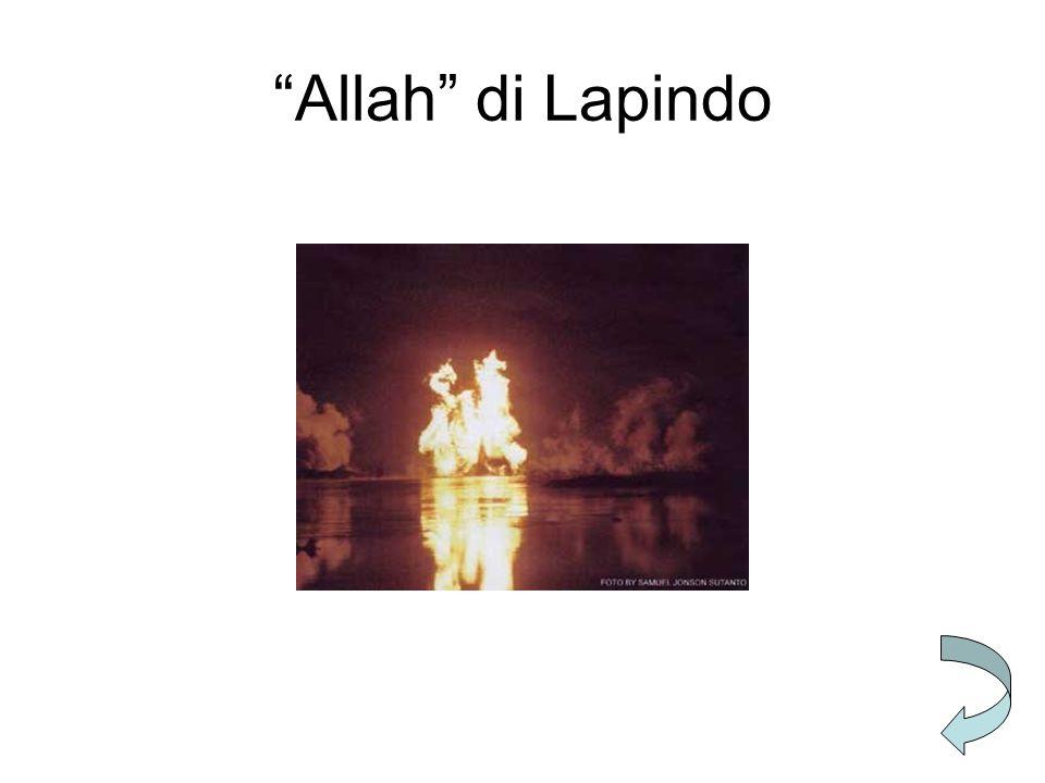 """""""Allah"""" di Lapindo"""