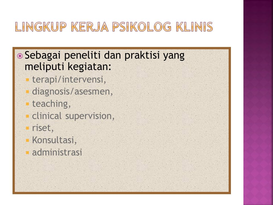  (konsultasi  the goal is to increase the effectiveness of those to whom one's efforts are directed by imparting to them some degree of expertise  takes many forms, e.g.