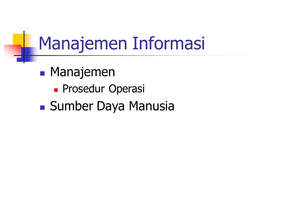 Teknologi Informasi Kompatibilitas Software Teknologi Arsitektur Informasi