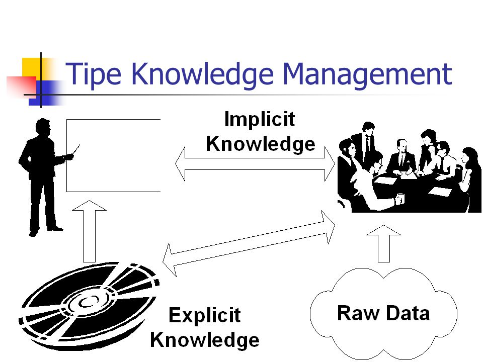 Tipe Knowledge Management