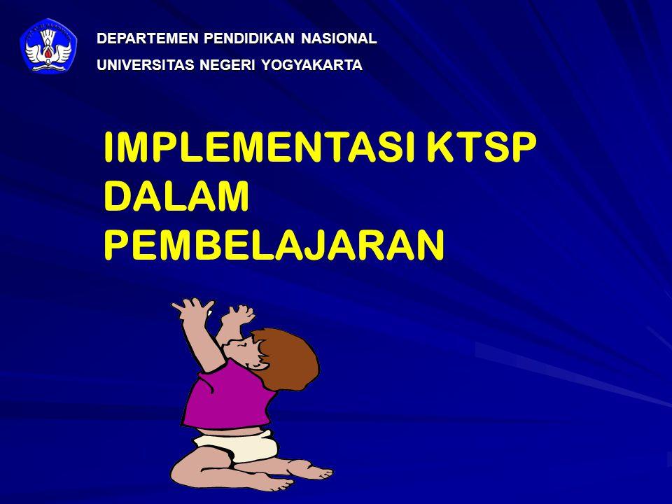 KTSP DOKUMEN 1   BAB I.Pendahuluan (LATAR BELAKANG, TUJUAN, PRINSIP KTSP   BAB II.