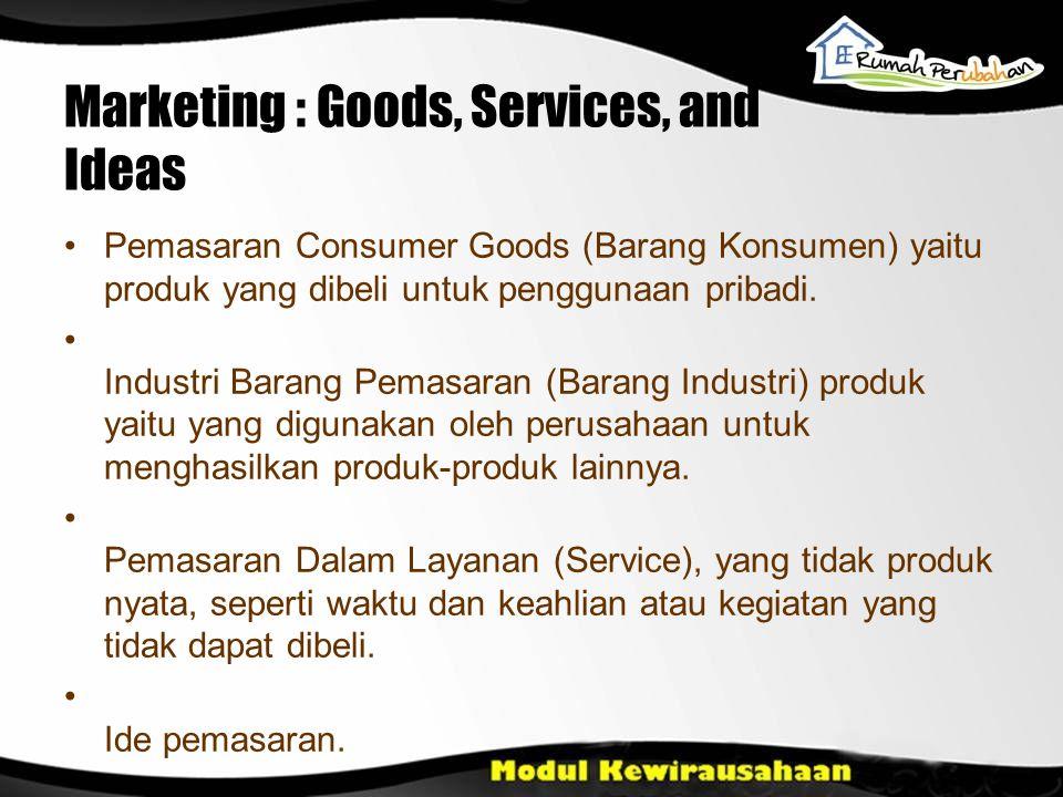Marketing Strategy Market penetration strategy Market development strategy Product development strategy Segmentasi pasar
