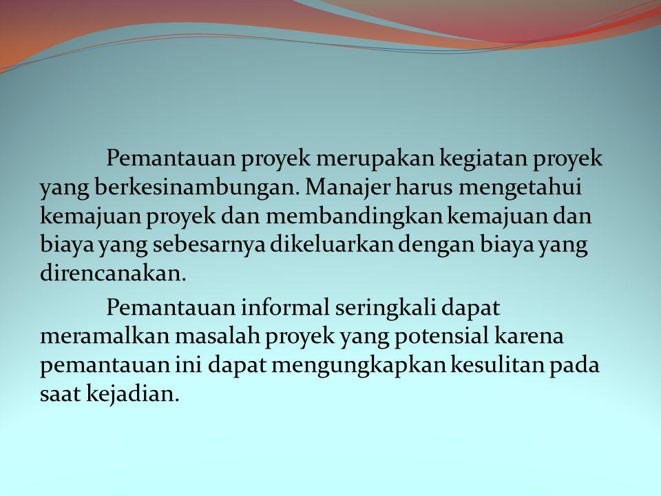 Tahap pertama proyek peragkat lunak dapat melibatkan penulisan proposal untuk melaksanakan proyek tersebut.