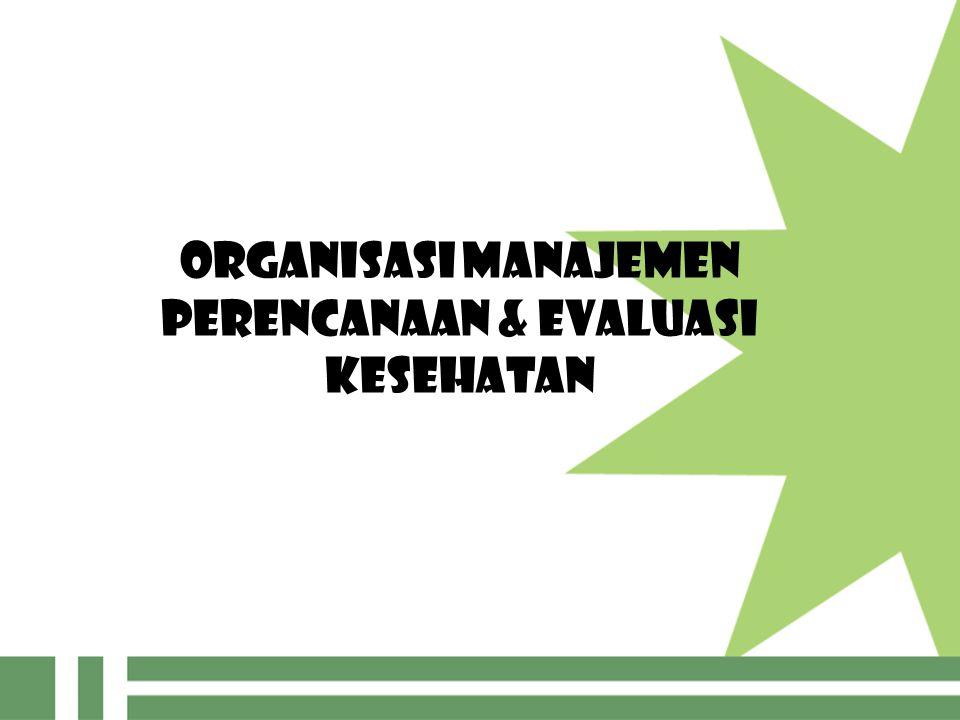 TOPIK PERKULIAHAN 8.Organisasi Puskesmas 9.Fungsi Penggerakan Org.