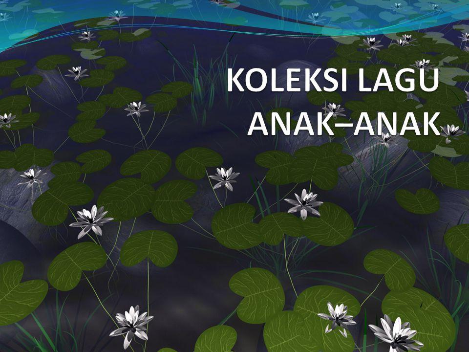 MENTHOK (lagu daerah Jawa) Menthok...menthok... Tak kandani...