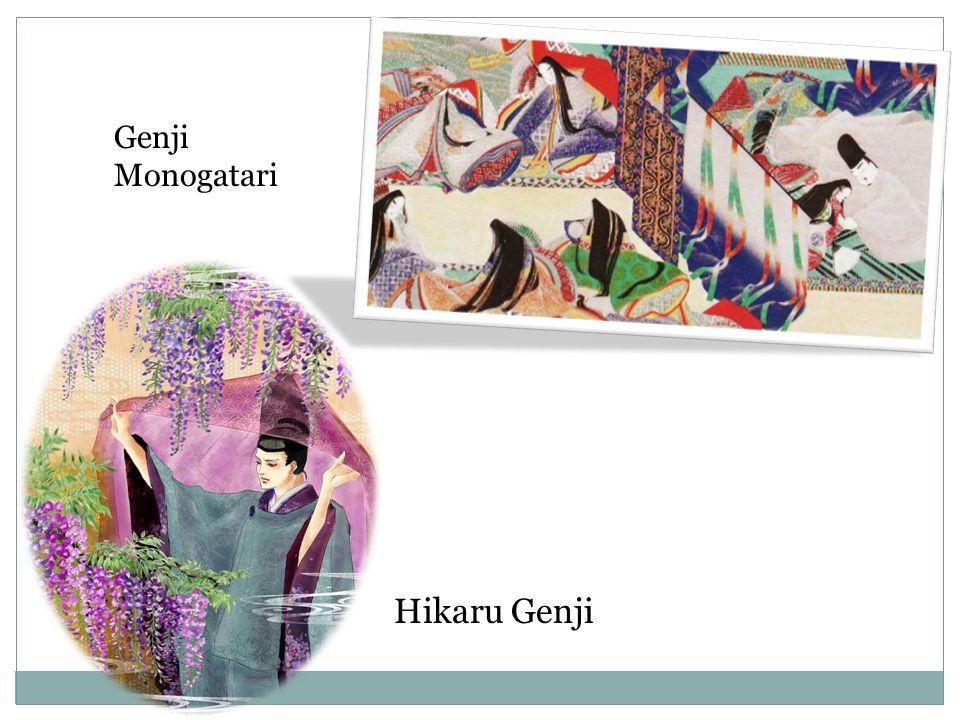 Genji Monogatari Hikaru Genji