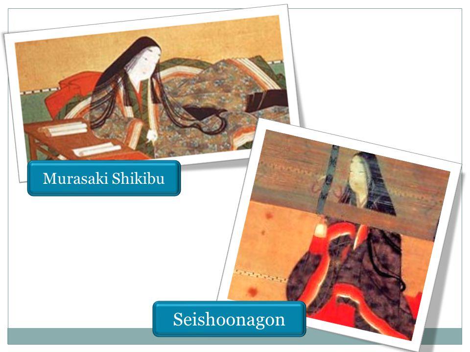 Murasaki Shikibu Seishoonagon