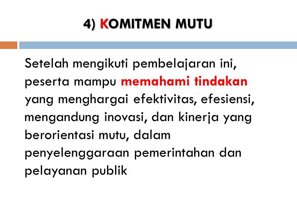 Materi Pokok MD.Etika Publik 31 Materi pokok mata Diklat ini adalah sebagai berikut: 1.