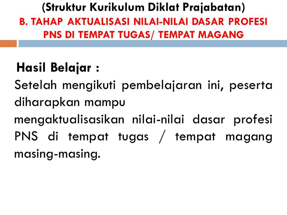 Materi Pokok MD.Anti Korupsi 37  Materi pokok mata Diklat ini adalah sebagai berikut: 1.