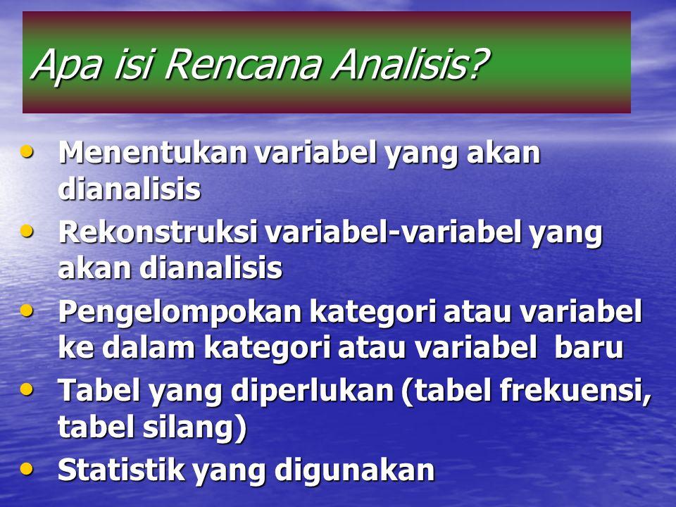 Lanjutan  Perbandingan data yang diharapkan dan data yang diperoleh 4. Data yang direncanakanData yang diperoleh