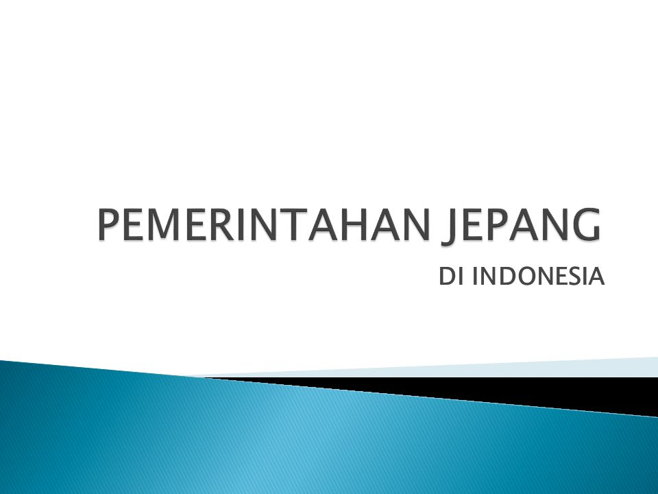 DI INDONESIA