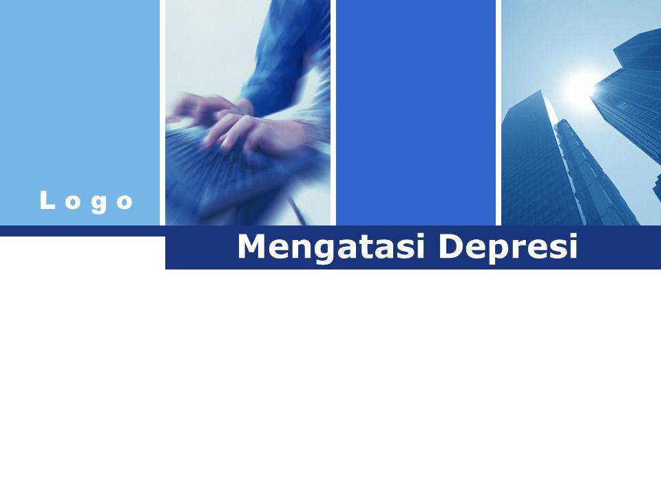 L o g o Mengatasi Depresi