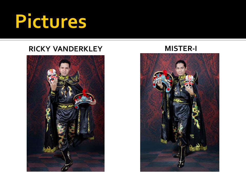 RICKY VANDERKLEY MISTER-I