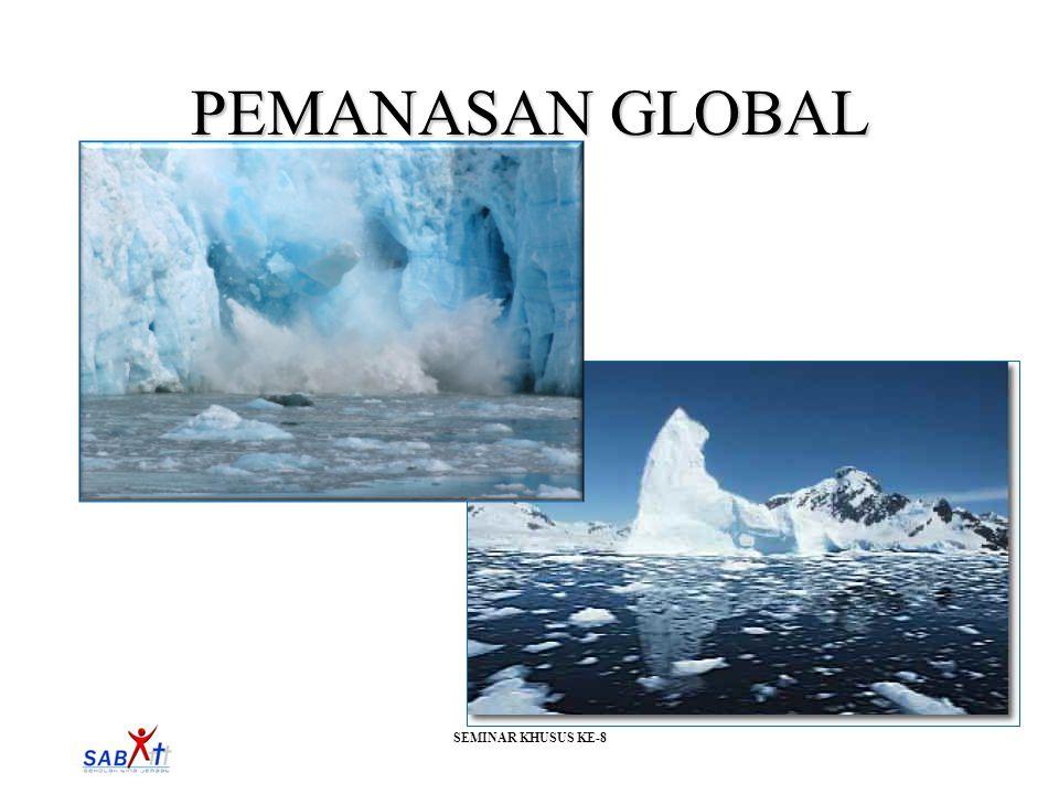 SEMINAR KHUSUS KE-8 PEMANASAN GLOBAL