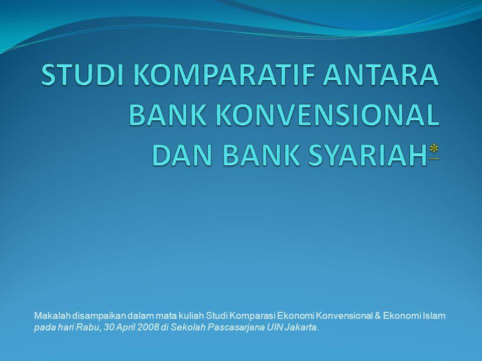 Pengertian Bank Konvensional Bank adalah badan usaha yang menghimpun dana dari masyarakat dalam bentuk simpanan dan menyalurkannya kepada masyarakat dalam bentuk kredit dan atau bentuk-bentuk lainnya dalam rangka meningkatkan taraf hidup rakyat.