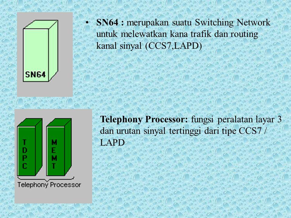 IXLT : modul yang menghubungkan O&M lokal terminal LMT melalui V.11/X.21, atau pusat O&M untuk stasiun dasar yang lain melalui link PCM (G.703/G.705)