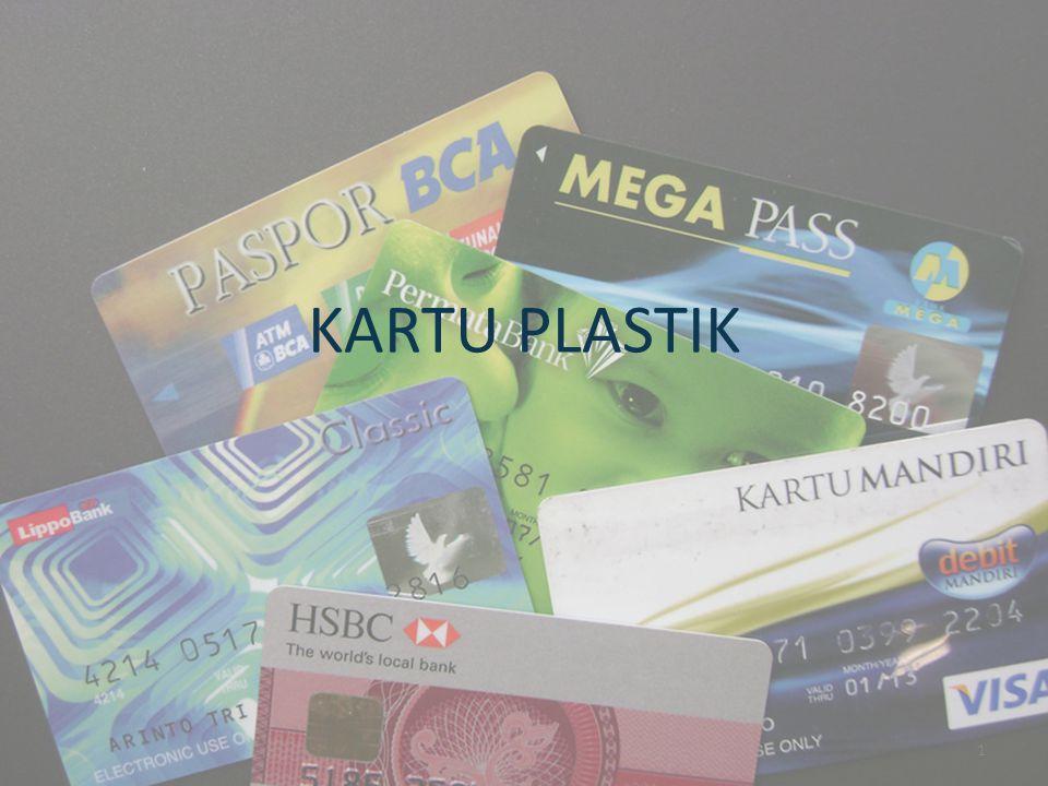 KARTU PLASTIK 1