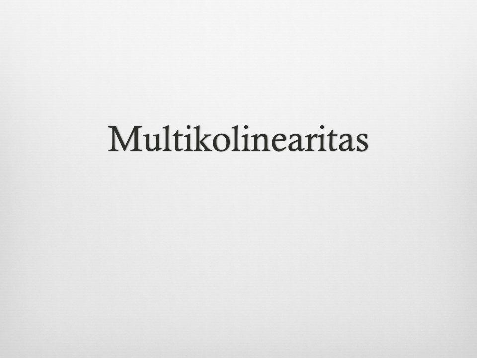 Uji Heteroskedastisitas White (dengan cross-term):