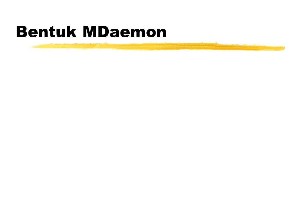 Bentuk MDaemon