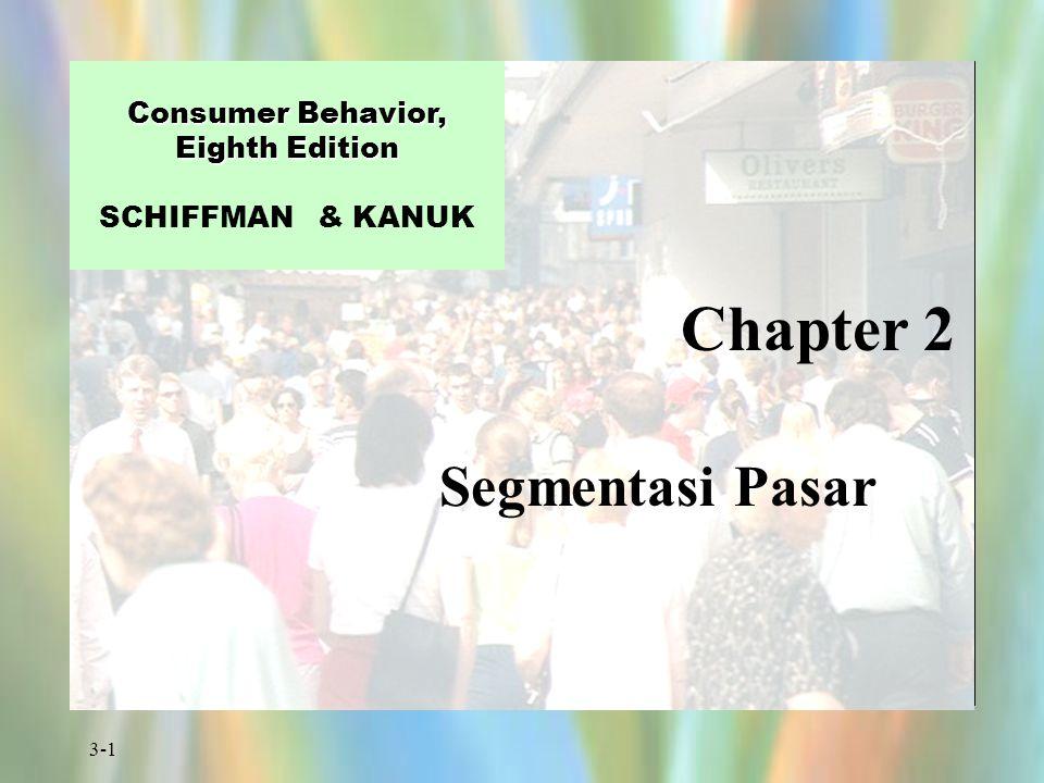 3-22 Segmentasi Demografis Usia Jenis Kelamin Status Perkawinan Pendapatan Pendidikan Pekerjaan
