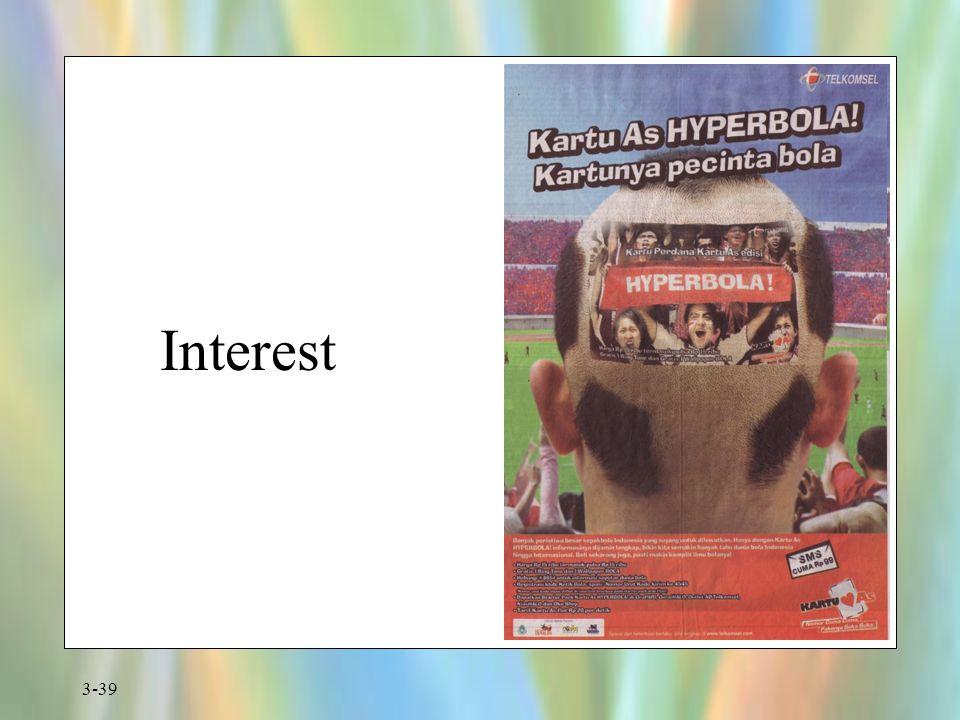 3-39 Interest