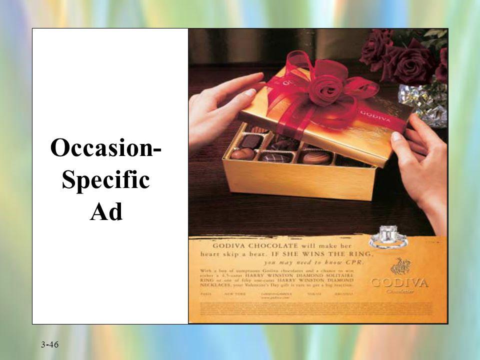 3-46 Occasion- Specific Ad