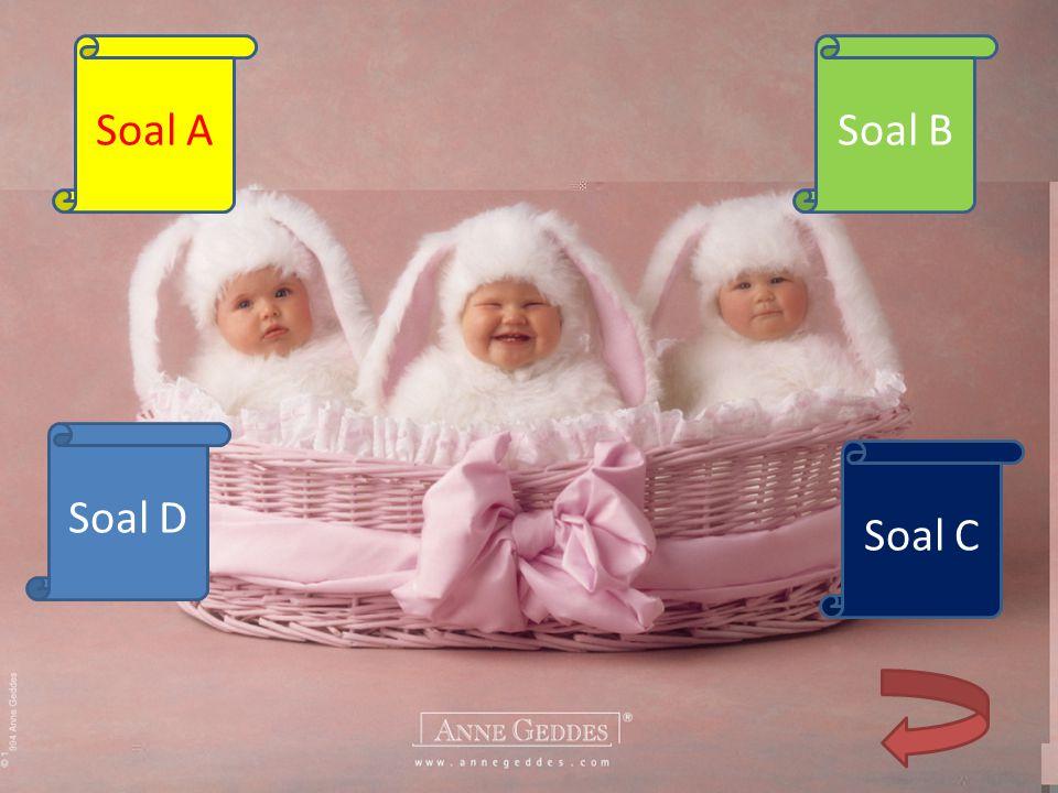 Soal A Soal D Soal C Soal B