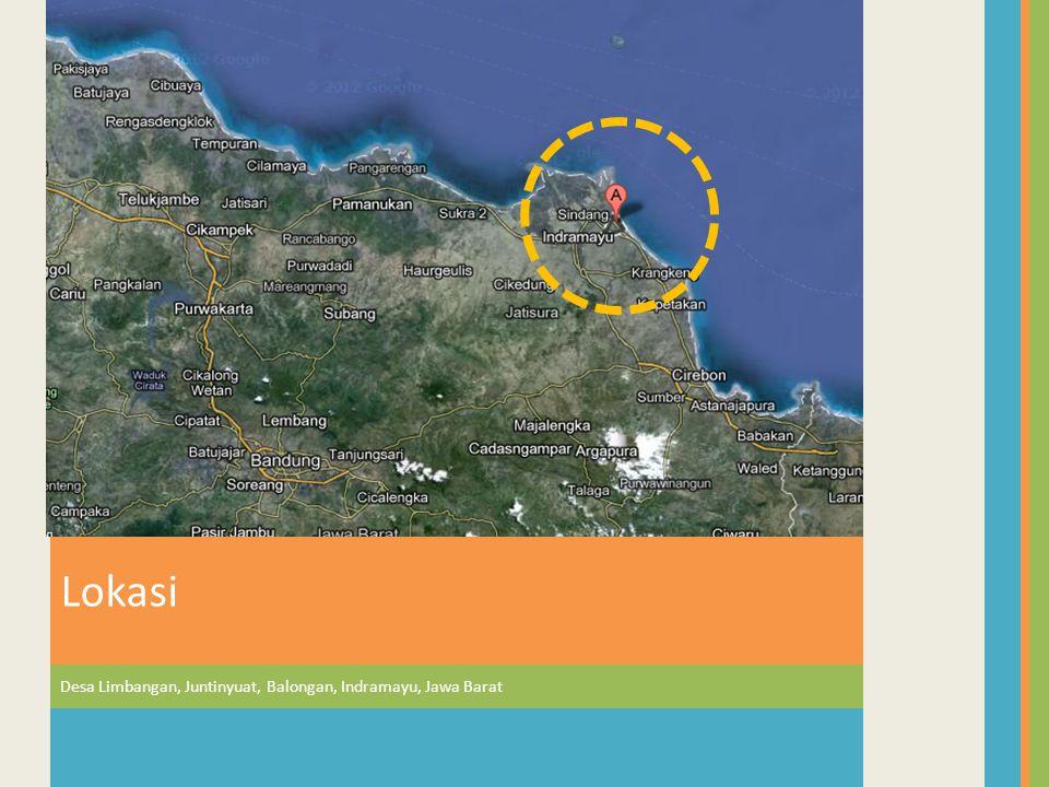 Desa Limbangan, Juntinyuat, Balongan, Indramayu, Jawa Barat Lokasi