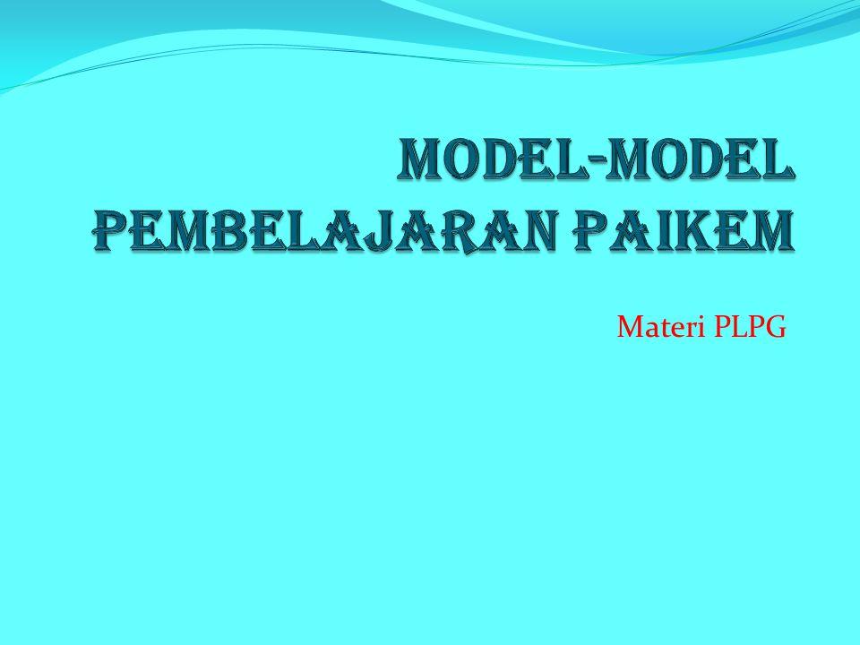 Materi PLPG