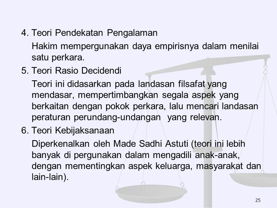 Perlunya Penemuan Hukum 1.Kekosongan Hukum (Leemten in Het recht) 2.