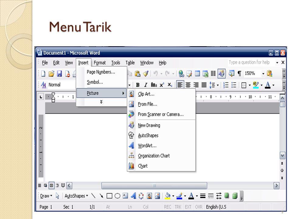 Dialog berbasis pengisian borang Perbedaan Menu dan Borang : ◦ Menu adalah dialog yang menampilkan sejumlah alternatif pilihan yang pilihan-pilihan itu dapat dipilih pengguna dengan cara tertentu pada setiap daur aktifitas.