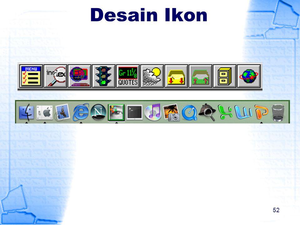 Desain Ikon 52