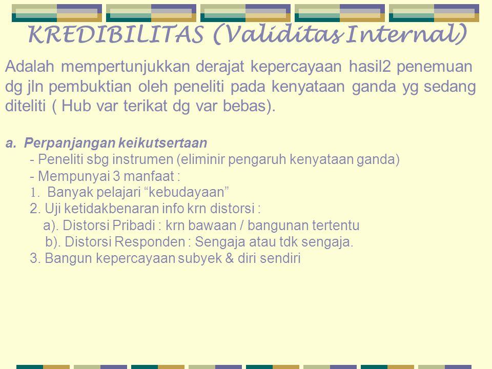 KEPASTIAN (Kepastian) Langkah-langkah auditor : a.