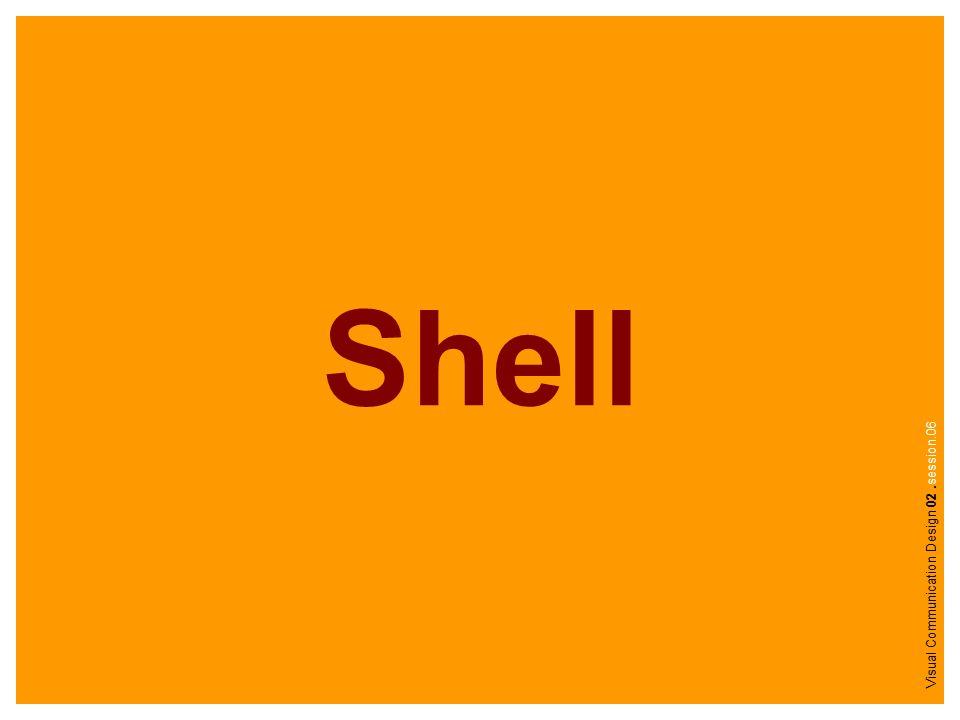 Shell Visual Communication Design 02.session.06