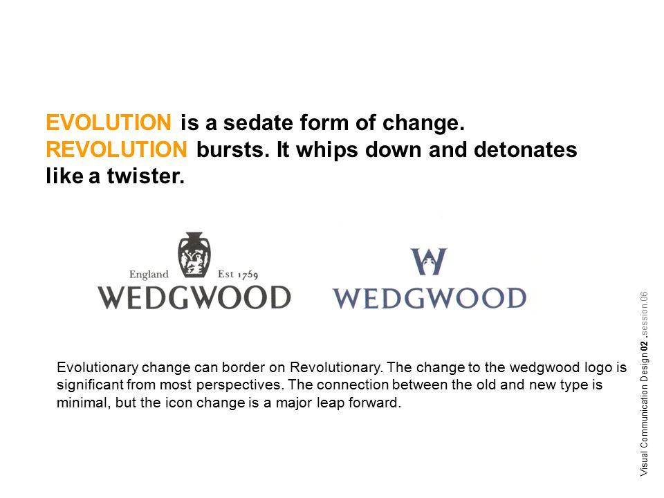 Story Behind of Logo Evolution Visual Communication Design 02.session.06