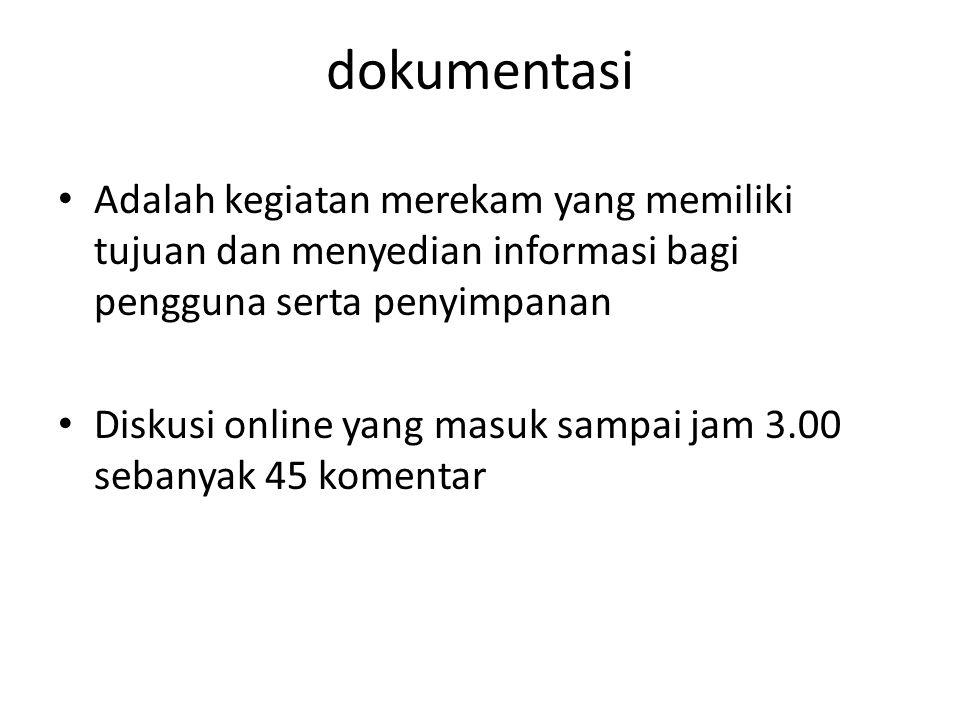 Dokumen primer format digital / versi online