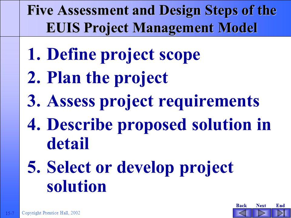 18 > Selanjutnya Pert. 25 Manajemen Proyek : Implementasi