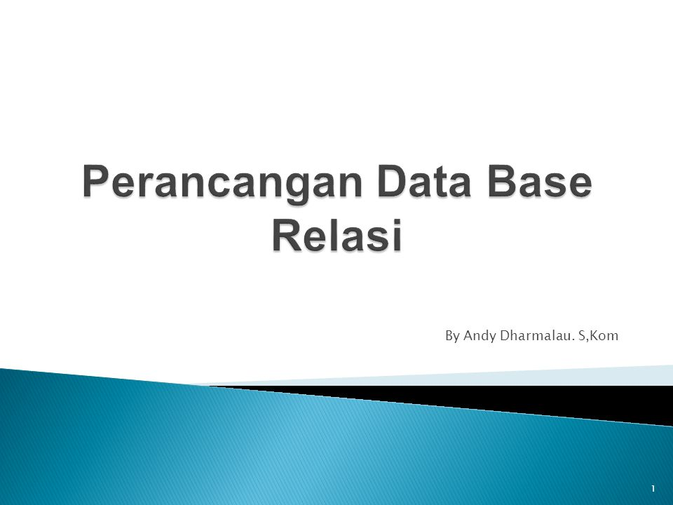  Merancang database merupakan hal yang sangat penting, karena disini anda akan menentukan entity, attribut, relasinya dan konsep lainnya dalam suatu sistem database,sehingga hasil rancangan tersebut memenuhi kebutuhan anda akan informasi untuk saat ini dan masa yang akan datang.