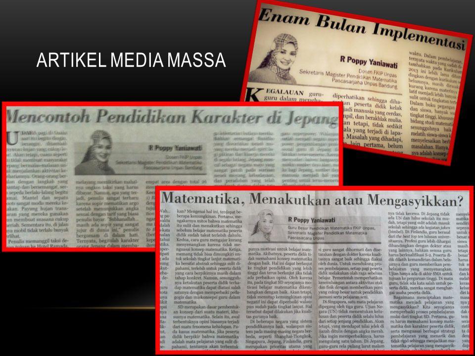 ARTIKEL MEDIA MASSA