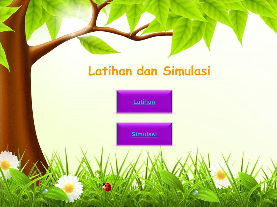 Latihan Latihan Simulasi Simulasi Latihan dan Simulasi