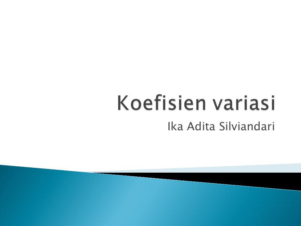 Ika Adita Silviandari