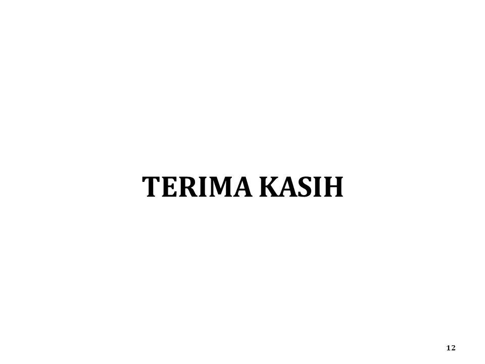 TERIMA KASIH 12