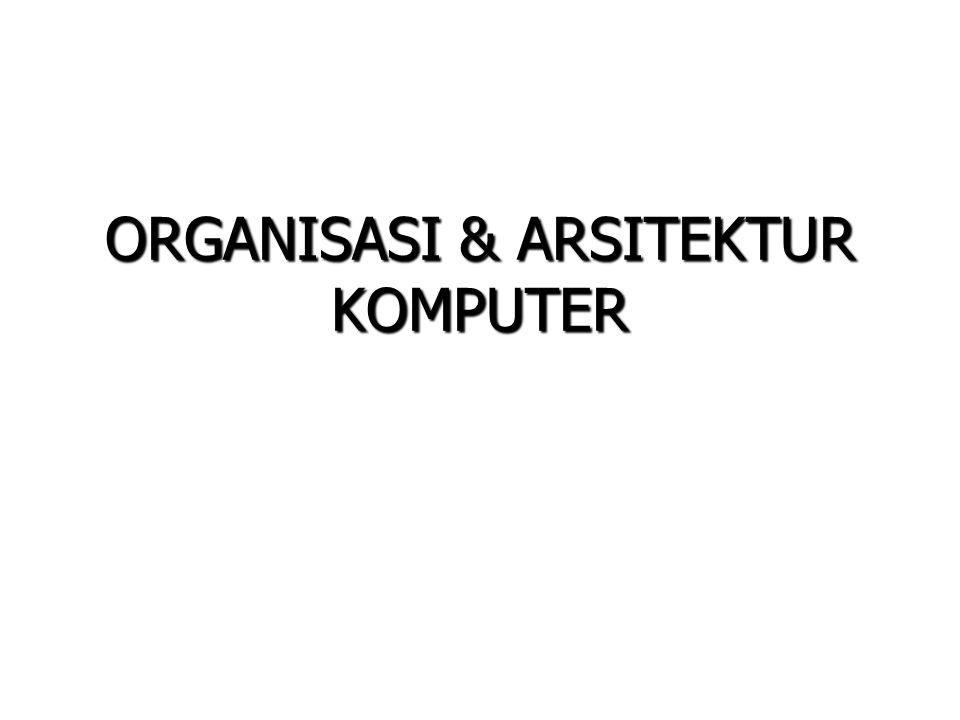 Text Book  William Stalling, Computer Organization & Architecture , Prentice Hall, 2000  Andrew S.