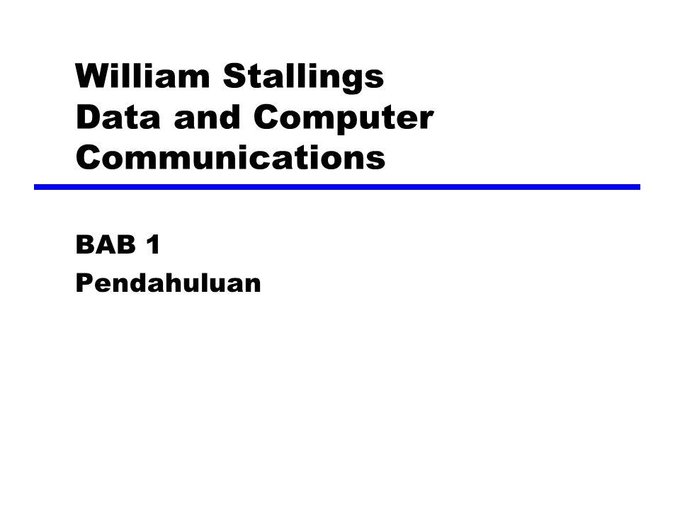Model Komunikasi zSource ymenghasilkan data yang akan dikirim zTransmitter yMengubah data menjadi sinyal yang bisa dikirimkan zTransmission System yMenyalurkan data zReceiver yMengubah sinyal yang diterima menjadi data zDestination yMengambil data yang masuk