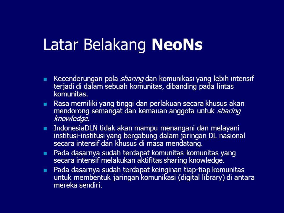 Apa NeoNs itu? Sebuah model jaringan besar yang terdiri dari jaringan-jaringan cluster yang lebih kecil. Central Hub Kesehatan Pertanian Human Rights