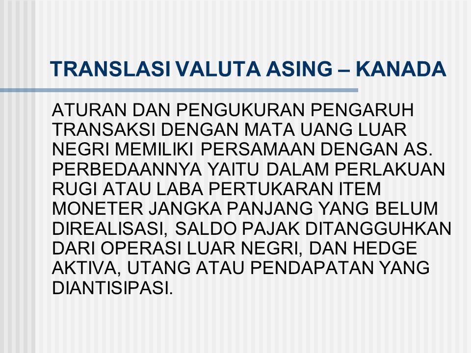 FAKTOR-FAKTOR YANG MEMPENGARUHI VALUTA LOKAL SEBAGAI VALUTA FUNGSIONAL (2): 5. PEMBIAYAAN  SEBAGIAN BESAR DALAM VALUTA LOKAL DAN DISEDIAKAN OLEH OPER